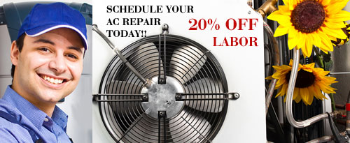 20% Off AC repair in Orange County, CA